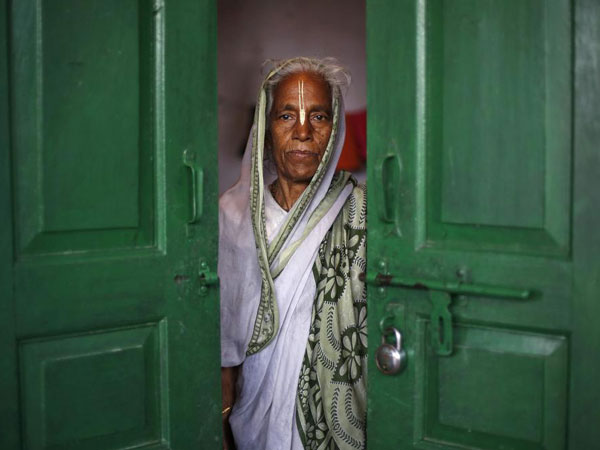 Widows of Vrindavan voted for cleanliness, road, and proper delivery of government schemes.