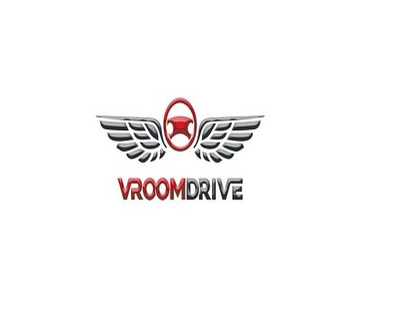 Vroom Drive logo