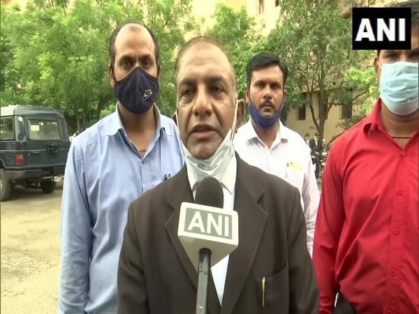 CBI lawyer, Satish Dinkar speaking to ANI. (Photo/ANI)