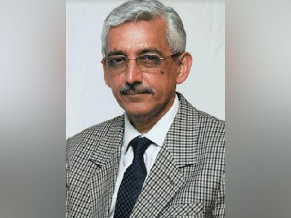 AEC Chairman KN Vyas. File photo