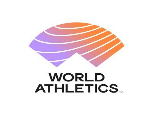 World Athletics logo