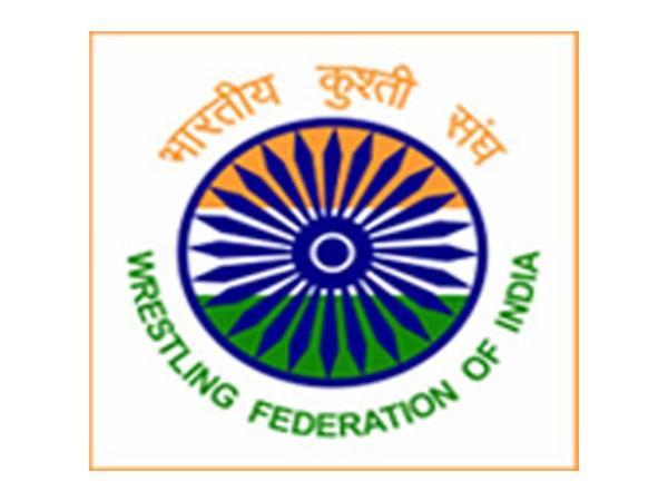 Wrestling Federation of India logo