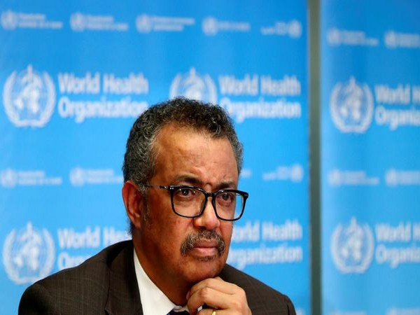 Director-General of the World Health Organization (WHO) Tedros Adhanom Ghebreyesus (File pic)