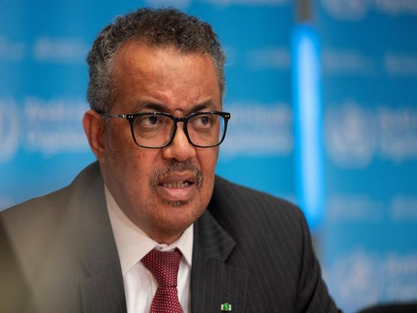 WHO Director-General Tedros Adhanom Ghebreyesus (File photo)
