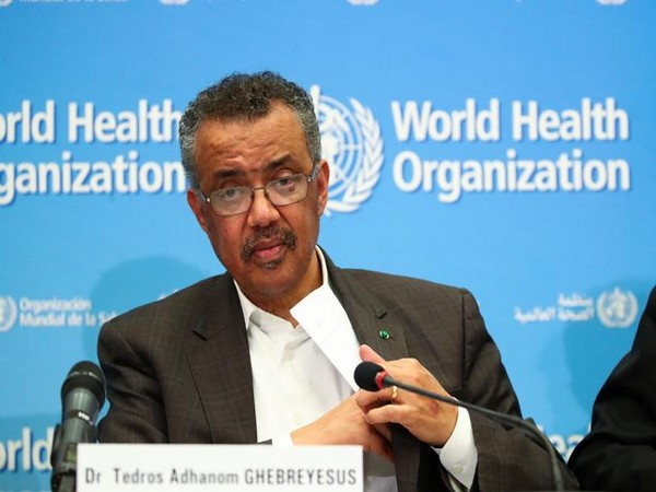WHO director-general Tedros Adhanom Ghebreyesus (File pic)