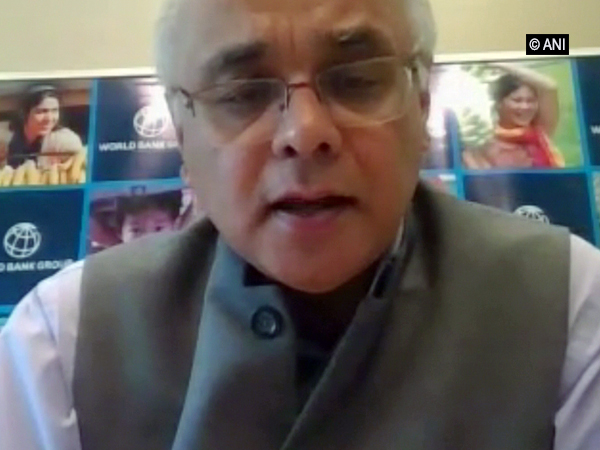 World Bank's Country Director for India Junaid Ahmad.