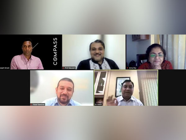 Webinar on 'The Rise of AI-Preneurs in India'