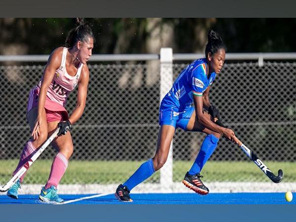 Experienced Argentina B beat Indian women s hockey team 3 2-ANI – BW Businessworld