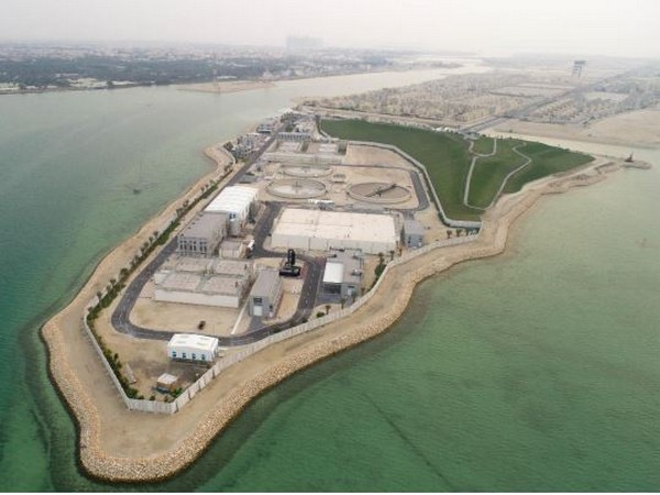 The company has completed over 900 water and wastewater plants worldwide since 1995