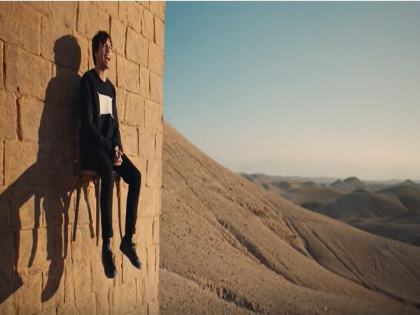 A still from the official music video of Louis Tomlinson's debut album 'Walls' (Image courtesy: YouTube)
