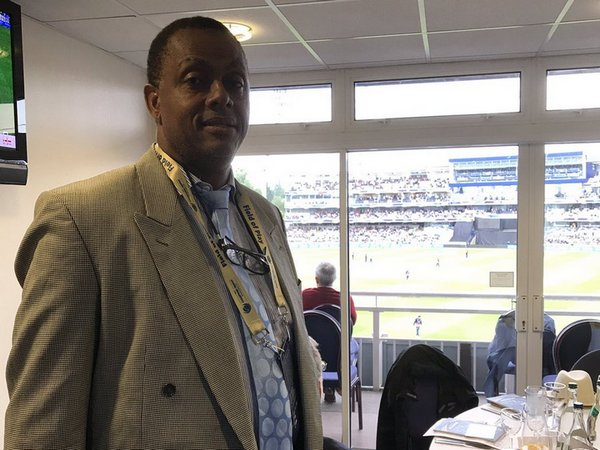Former West Indies pacer Courtney Walsh. (Photo/ Courtney Walsh Twitter)
