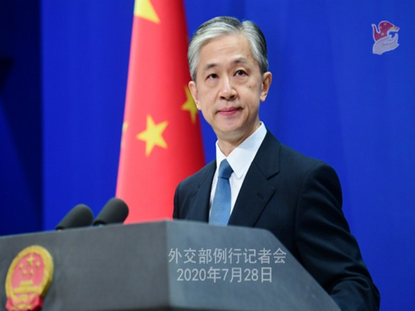 China Foreign Ministry spokesperson Wang Wenbin