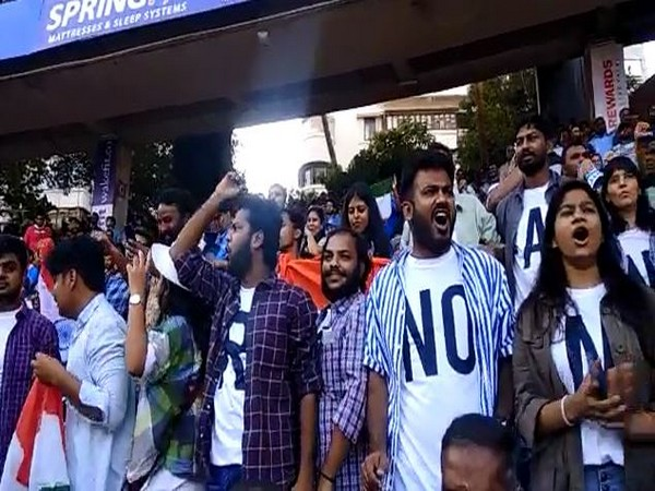 Visual from Wankhede Stadium
