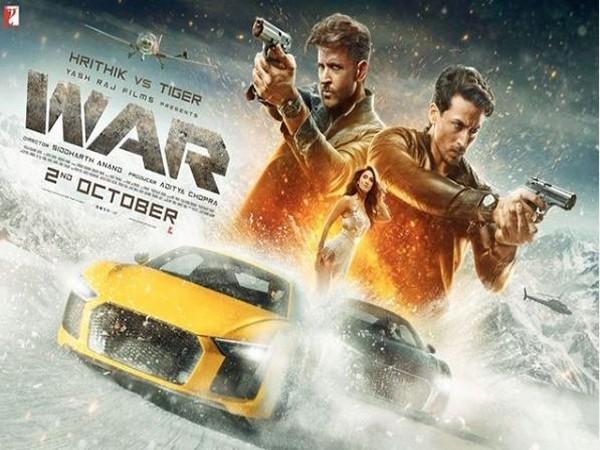 'War' poster