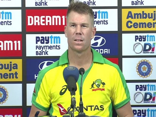Aaron Finch's inning was best that I have seen so far, says Warner