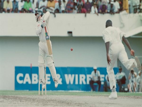 Former Australia skipper Steve Waugh (Photo/ ICC Twitter)