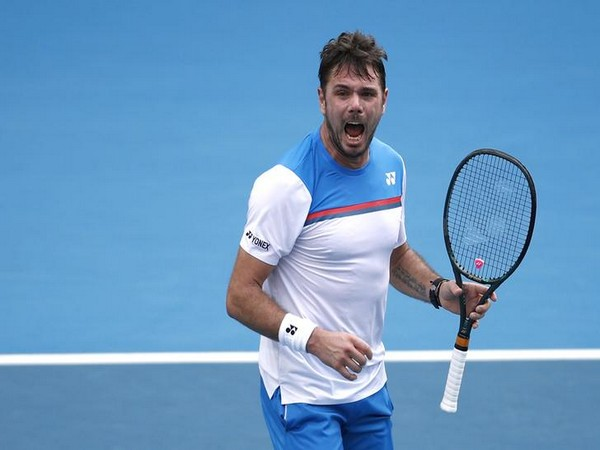 Swiss tennis player Stan Wawrinka