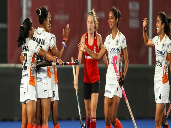 Indian women's hockey team will leave for Argentina on January 3 (Photo/ Hockey India website)