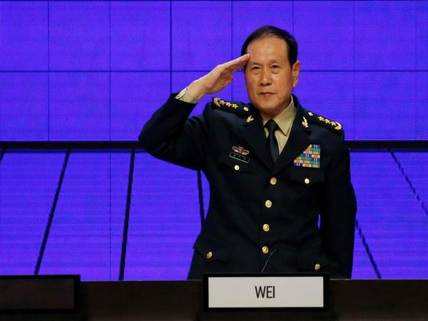 Chinese State Councilor and Defense Minister Wei Fenghe (File Photo)