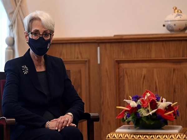 US Deputy Secretary of State Wendy Sherman (Photo Credit: Reuters)