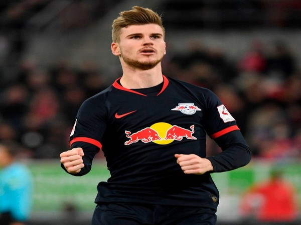 German striker Timo Werner. (Photo/Chelsea Twitter)