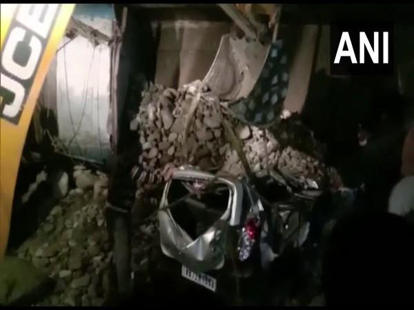 Visual of Jalpaiguri accident