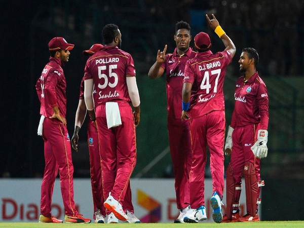 West Indies defeated Sri Lanka by seven-wicket in the second T20I. (Image: ICC Twitter)