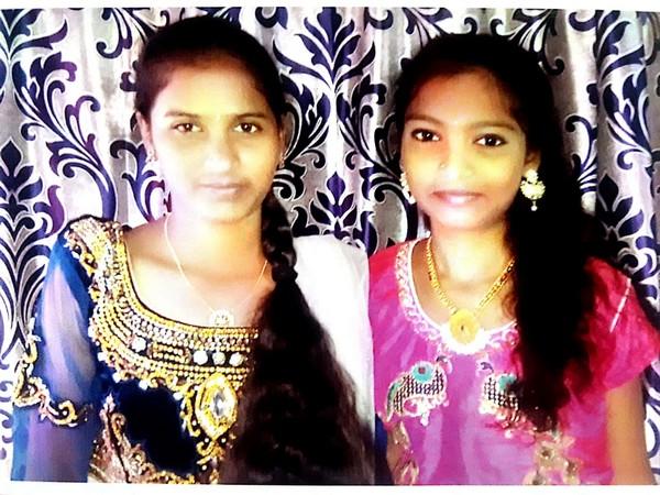 Aakula Sravanthi and Gayathri