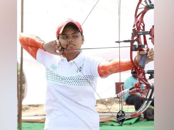Indian archer Vennam Jyothi Surekha