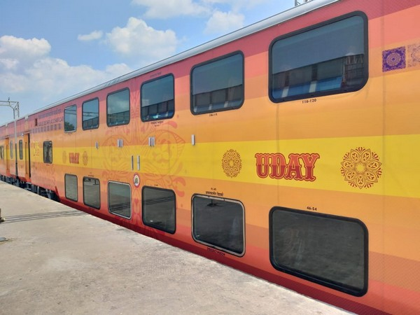 Uday Express (Photo/ANI)