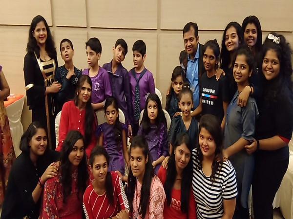 Gujarat CM- Vijay Rupani witnesses ability in disability