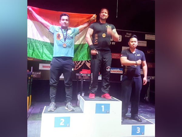 Shrimant Jha secures silver medal