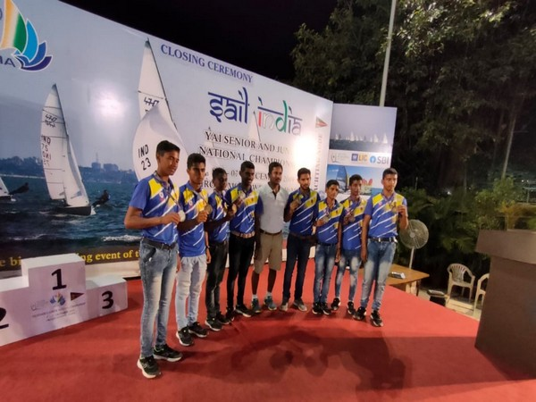 YAI Youth Sailing Championship: MEG BSC's sailors come out victorious