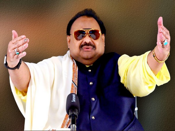 Muttahida Qaumi Movement (MQM) founder Altaf Hussain