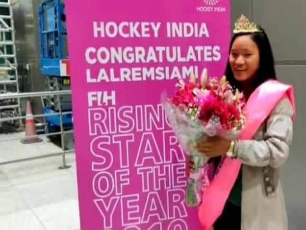 Lalremsiami (Photo/ Hockey India Twitter)