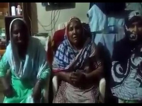 Hindus and Christians were told that they were not eligible for having food supplies since it was only meant for Muslims
