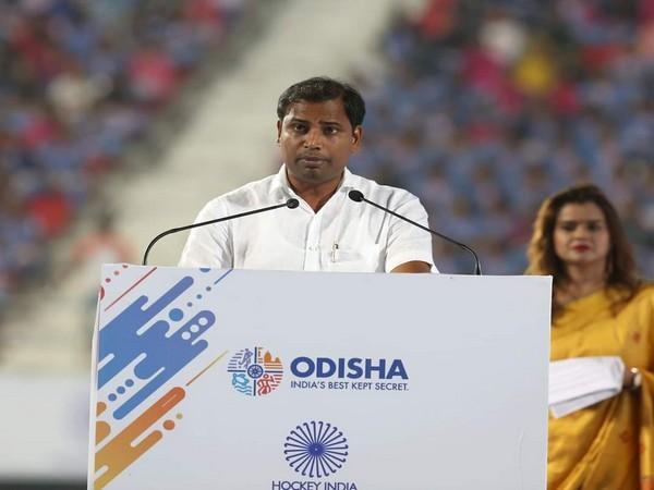 Tusharkanti Behera, Minister for Sports and Youth Services, Odisha (file image)