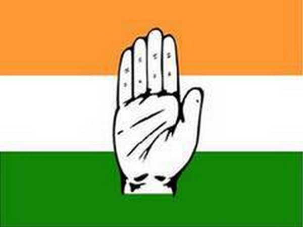 Party logo for Indian National Congress (File Photo)