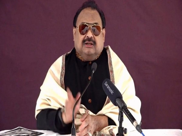 Muttahida Quami Movement (MQM) leader Altaf Hussain