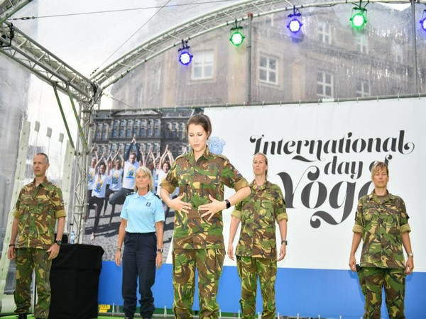 The Dutch Ministry of Defence has introduced yoga for armed forces to enrich their training programme.