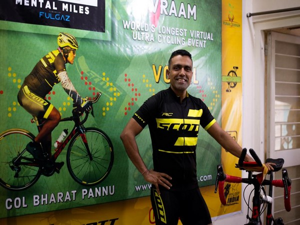 Lt Col Bharat Pannu