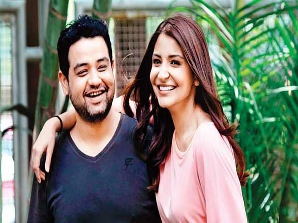 Actor-turned producer Anushka Sharma with brother Karnesh Sharma