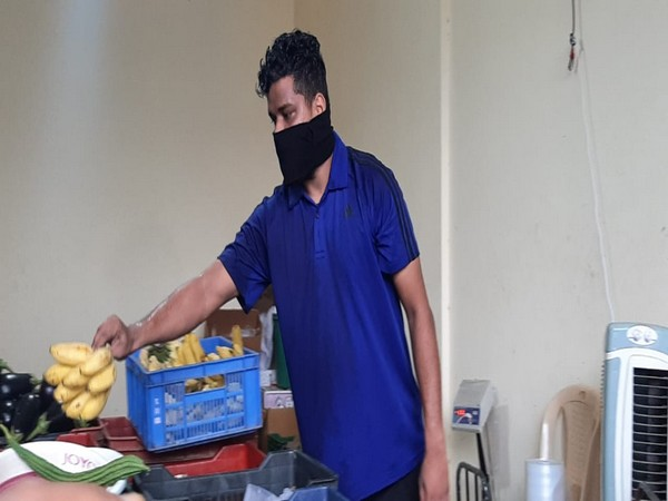 Football coach Prasad Bhosale now selling vegetables to make ends meet