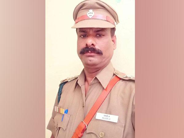 Deceased Special Sub-Inspector G Sekar