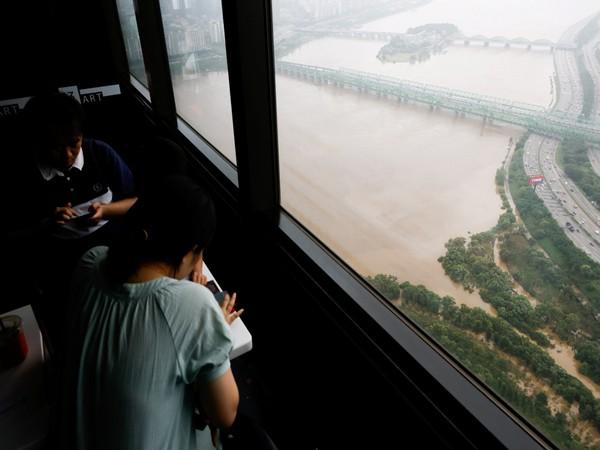15 dead due to South Korea floods