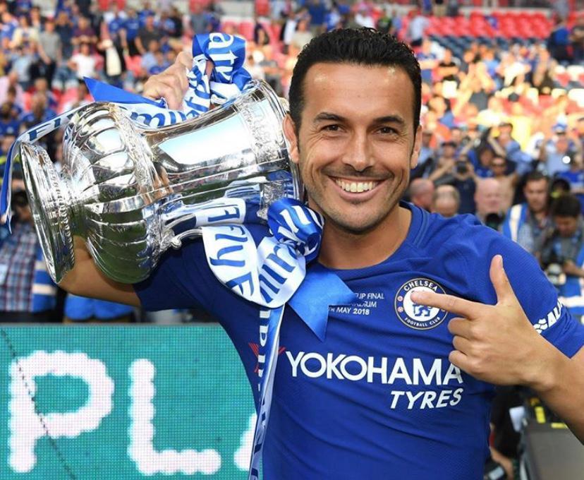 Chelsea's Pedro (Photo/ Pedro Instagram)