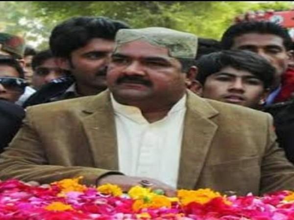 Sindhi leader Lala Aslam Pathan