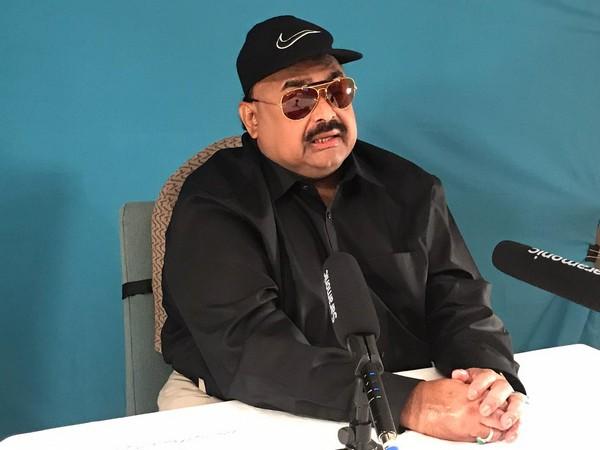 Muttahida Qaumi Movement (MQM) founder Altaf Hussain