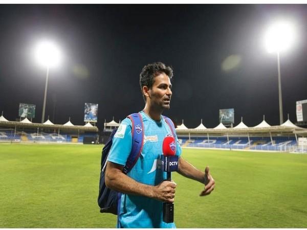 Delhi Capitals' assistant coach Mohammad Kaif (Photo/ Mohammad Kaif Twitter)