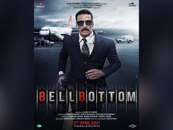 First poster of 'Bell Bottom' (Image Source: Instagram)